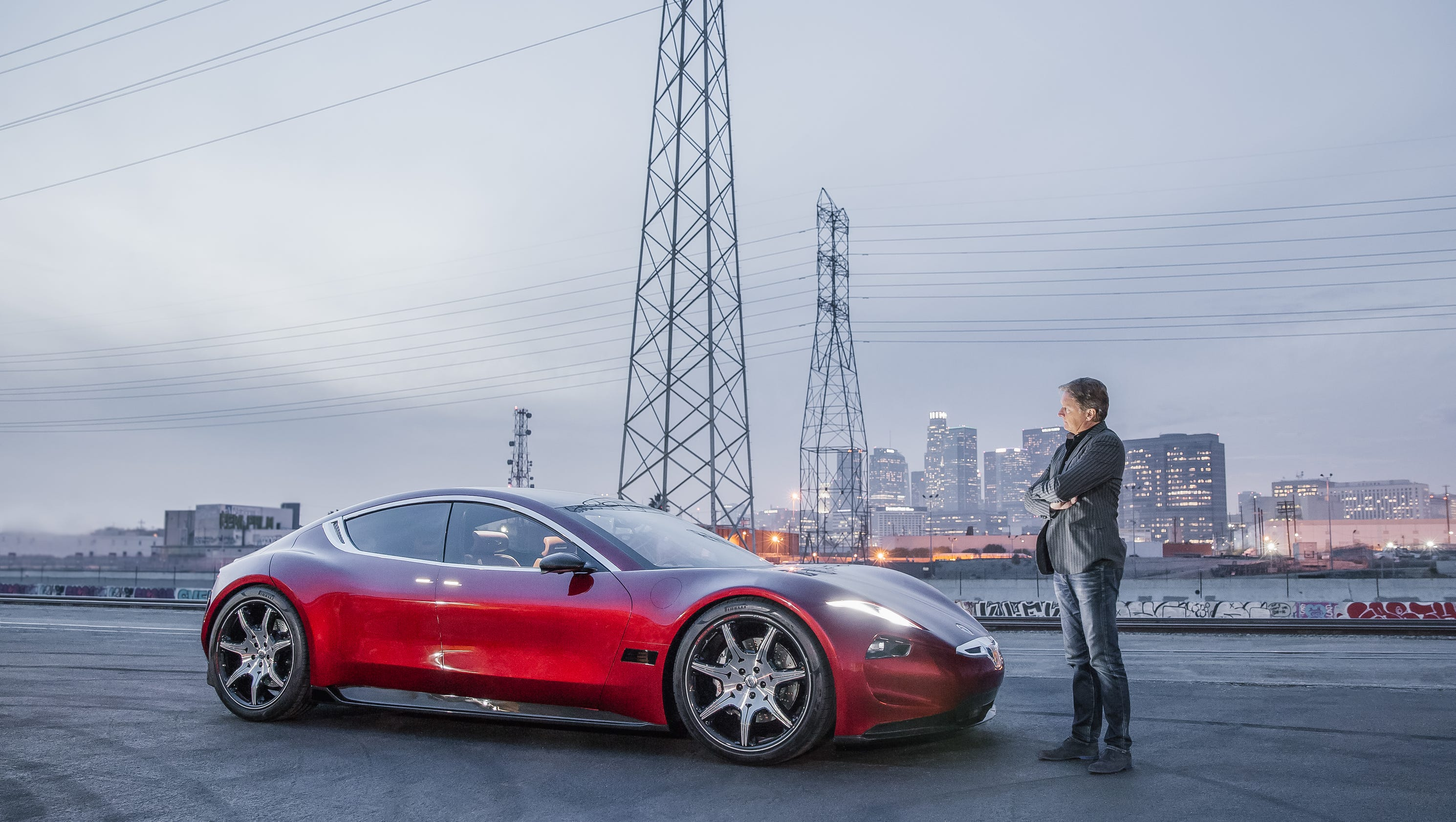 Fisker's First All-electric Car Takes On Tesla: Exclusive