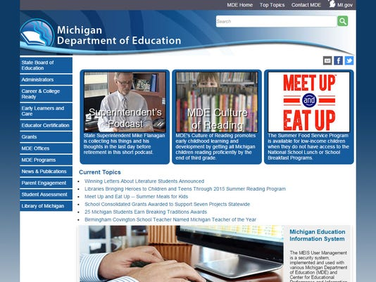 635723171810944111-michigan-gov-mde-web-site-screen-grab
