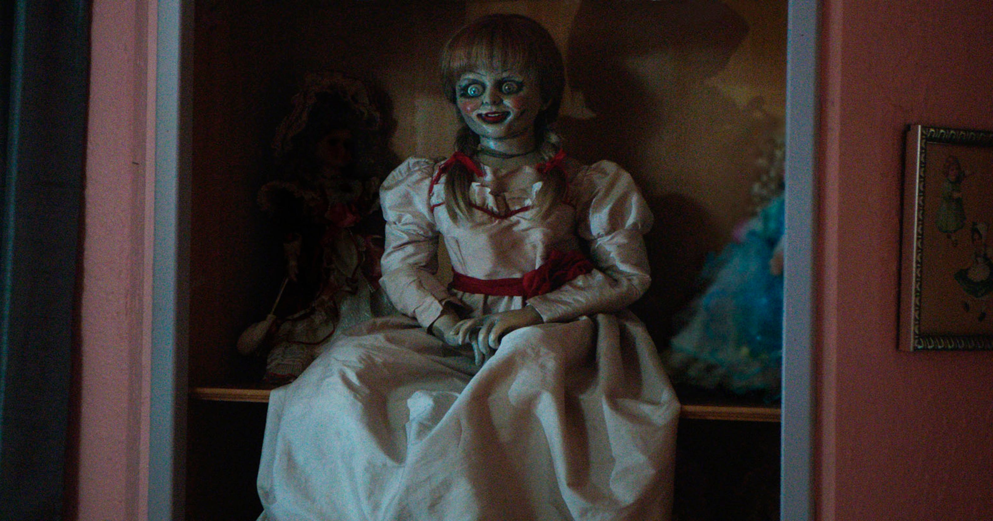 Annabelle: Creation' director keeps killer doll in his guest