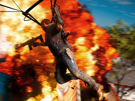 """Just Cause 3"" has been confirmed for a release sometime in 2015."