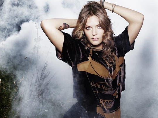 Tove Lo performs at 2:30 p.m. Sunday on the Hangout