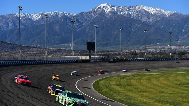 Fontana's Auto Club Speedway enjoys wonder views, but it hasn't always delivered great racing. Future downsizing might change that perception.