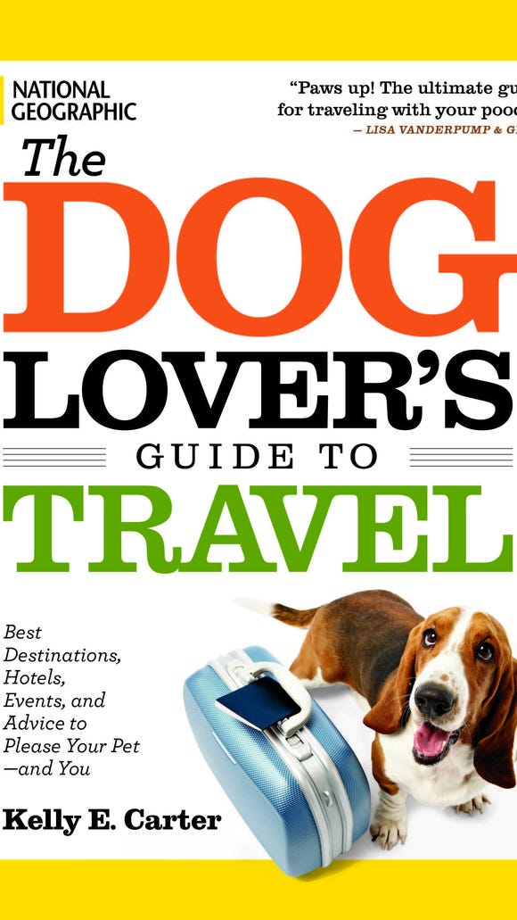 Dog Lovers Guide to Travel cover