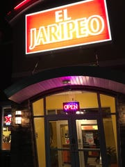 El Jaripeo's sign replace Happy Joe on the northside Appleton building.