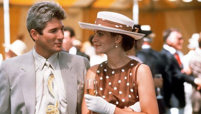 """Richard Gere and Julia Roberts in """"Pretty Woman."""""""