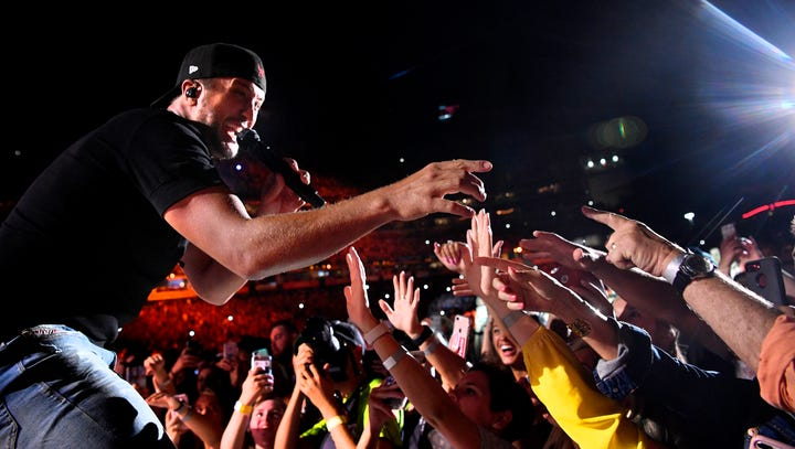 CMA Fest 2018: Luke Bryan, Dierks Bentley, more highlights from the final night