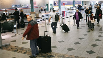 Passenger traffic increased almost 1 percent in the first quarter at El Paso International Airport.