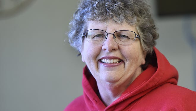 Fish Creek and Egg Harbor columnist Mary Anderson.