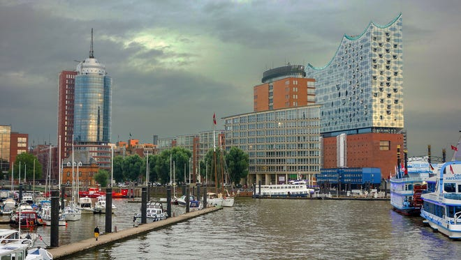 The burgeoning HafenCity district and its spectacular new Elbphilharmonie concert hall are revitalizing Hamburg''s riverfront.