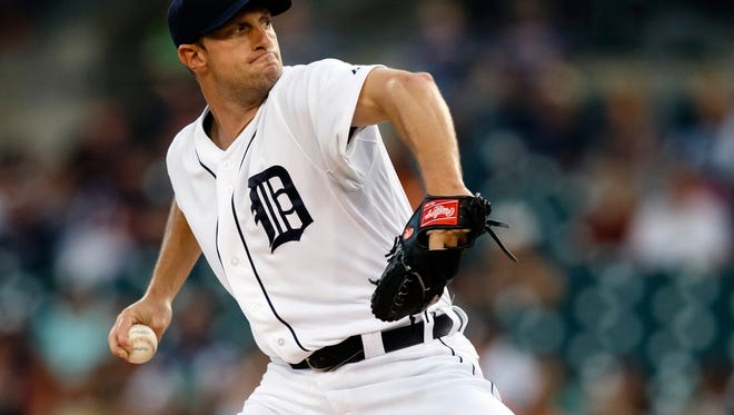 Max Scherzer is in line for the biggest contract among all free agents this offseason.