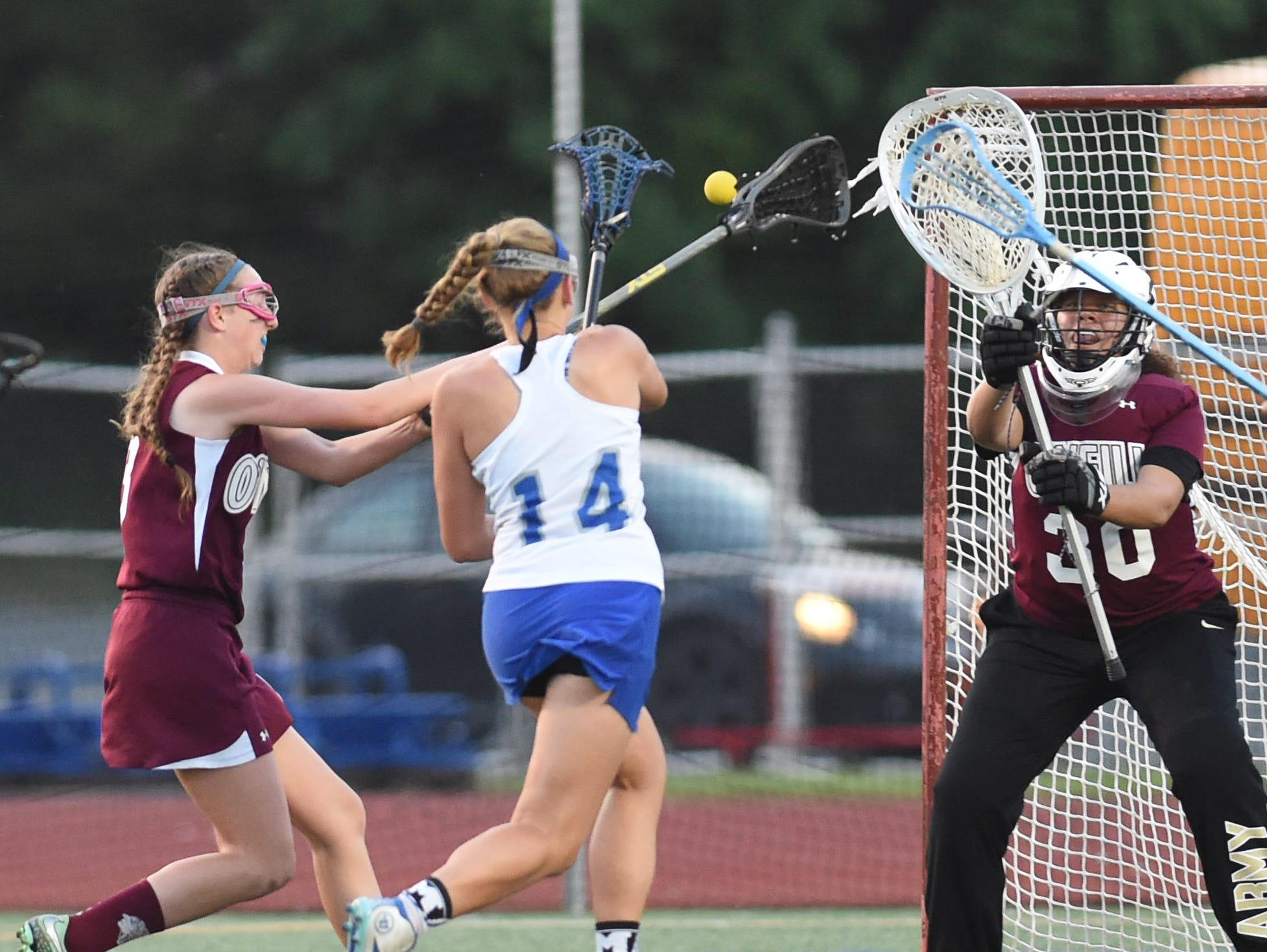 VIDEO/PHOTOS: Waters, Millbrook surge to 1st girls ...