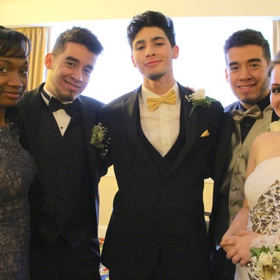 West Morris Mendham High School Prom at the Hanover