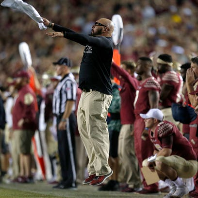 FSU's Head Strength & Conditioning Coach Vic Viloria