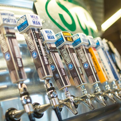 Iowa Taproom with 160 beers on tap south of Court Avenue,