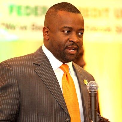 FAMU National Alumni Association President Lt/ Col.