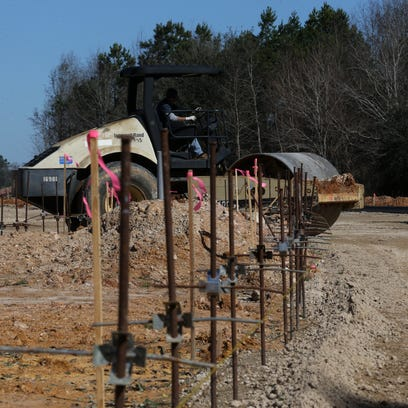 Hundreds of acres are tapped for development that will
