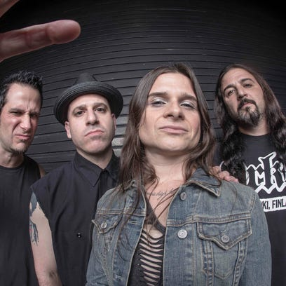 Life of Agony performs in Sayreville on Saturday. From