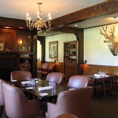 FairWay, the new restaurant at the Salem Golf Club,