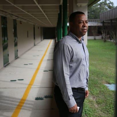 Riley Elementary Principal Karwynn Paul, shown in this