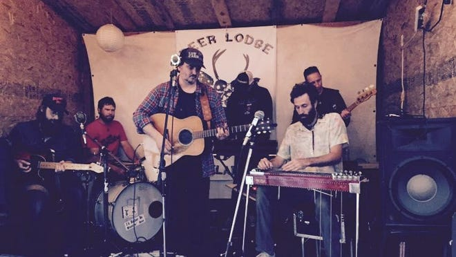 Hearts of Oak will play country folk 8 p.m. Saturday at Boon's Treasury.