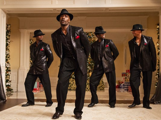 Review: 'The Best Man Holiday'