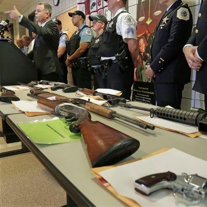Disgraceful gun bill endangers veterans: Army vet