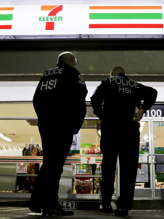 Immigration 7 Eleven