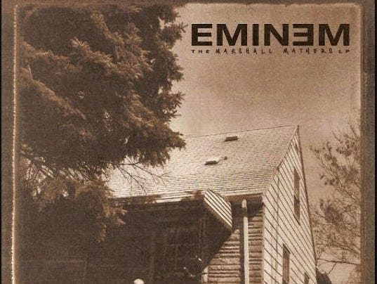 Eminem 39 s former detroit home up for auction for House music today