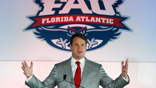 Florida Atlantic coach Lane Kiffin has turned the Owls around in his first year as coach, and is now a semifinalist for Coach of the Year.