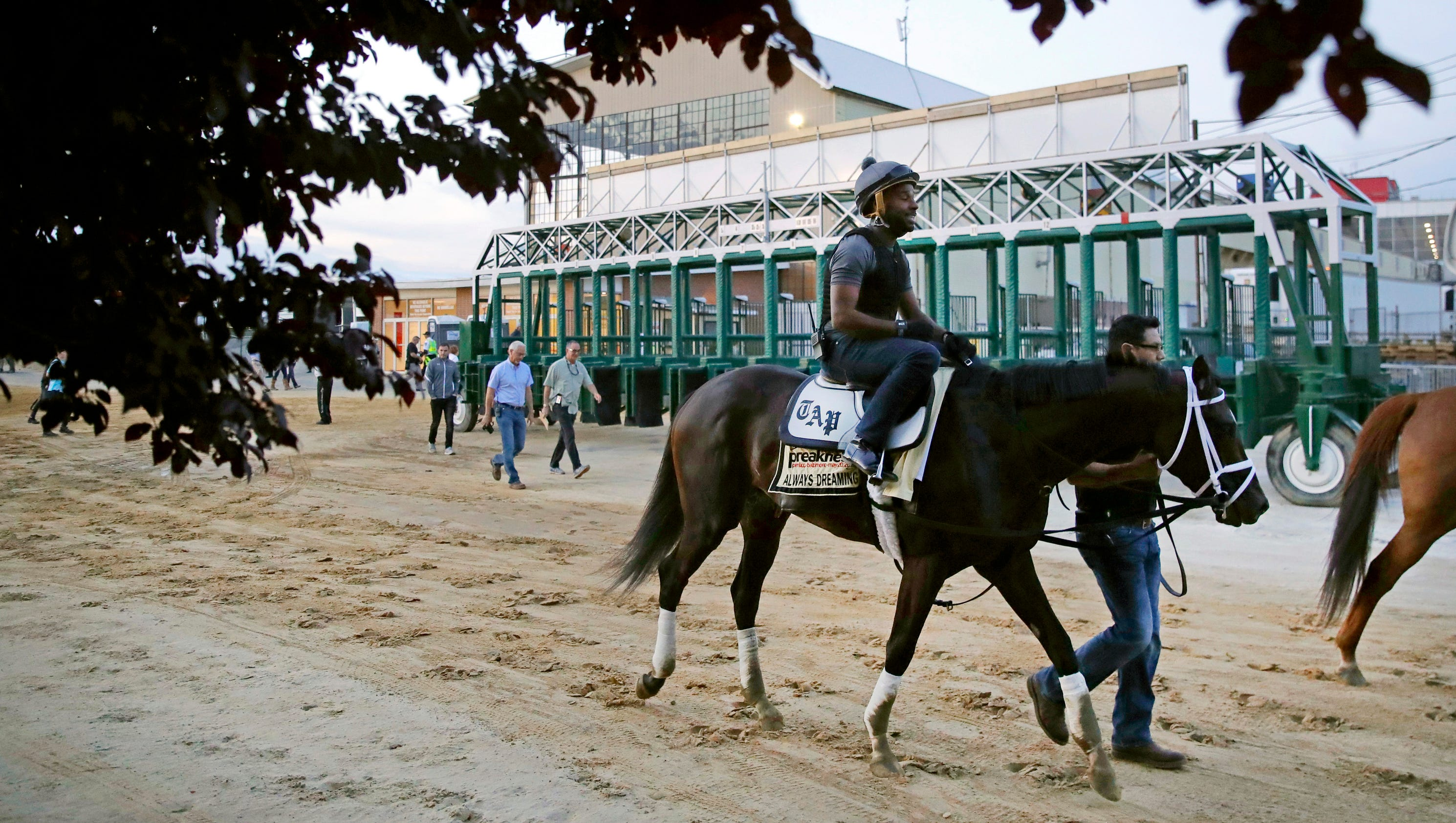 Is this Preakness Stakes more than a Classic Empire-Always ...