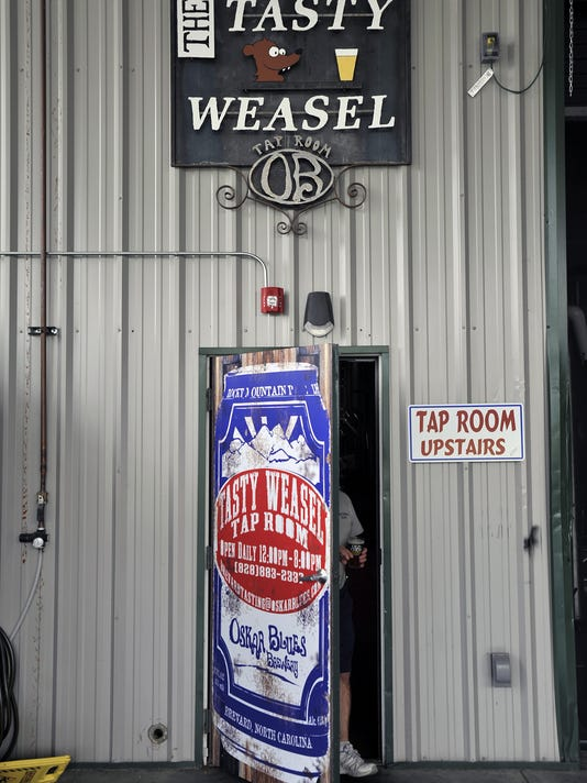 Small batch beer at Oskar Blues
