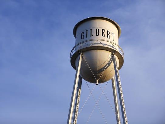 Gilbert Water Tower (1925)