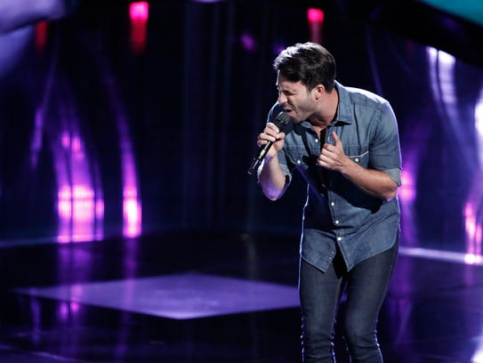 """THE VOICE -- """"Blind Auditions"""" Episode 1301 -- Pictured:"""