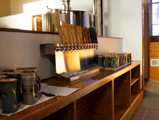 The future home of BrickHaven Brewing Co.in Grand Ledge.