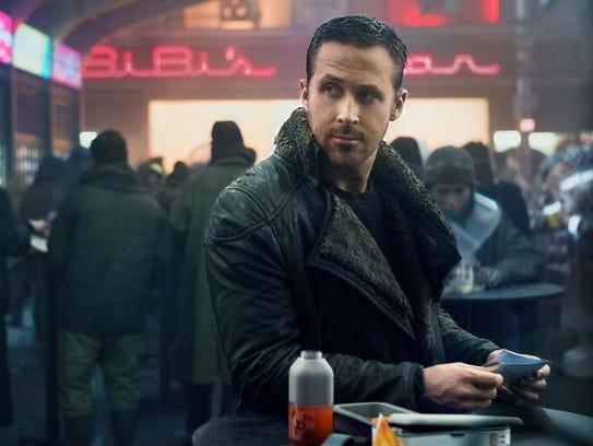 Ryan Gosling stars in the sci-fi sequel 'Blade Runner