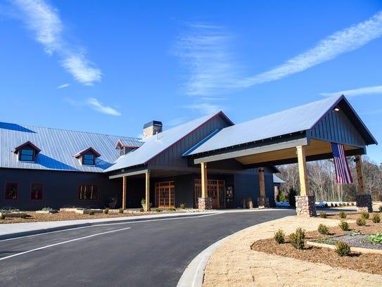 The Saskatoon Lodge, a nine-acre development at the