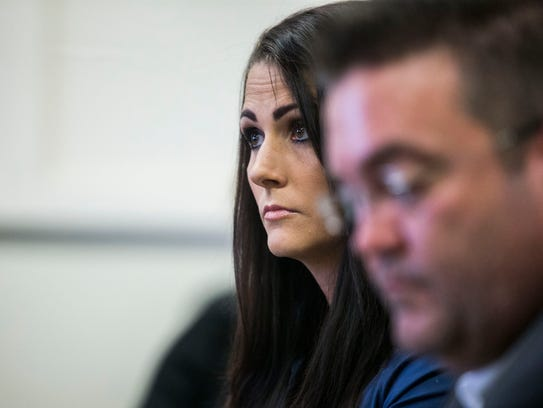 Erin Macke, 31, is sentenced to two years of probation