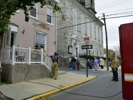 Cooking sparked an automatic alarm Saturday morning at 1188 S. 10th St., a personal-care home. There were no injuries. Firefighters cleared the building of a gas odor and returned to quarters.