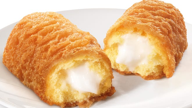 Long John Silver's is celebrating National Talk Like A  Pirate Day by giving away deep fried Twinkies.
