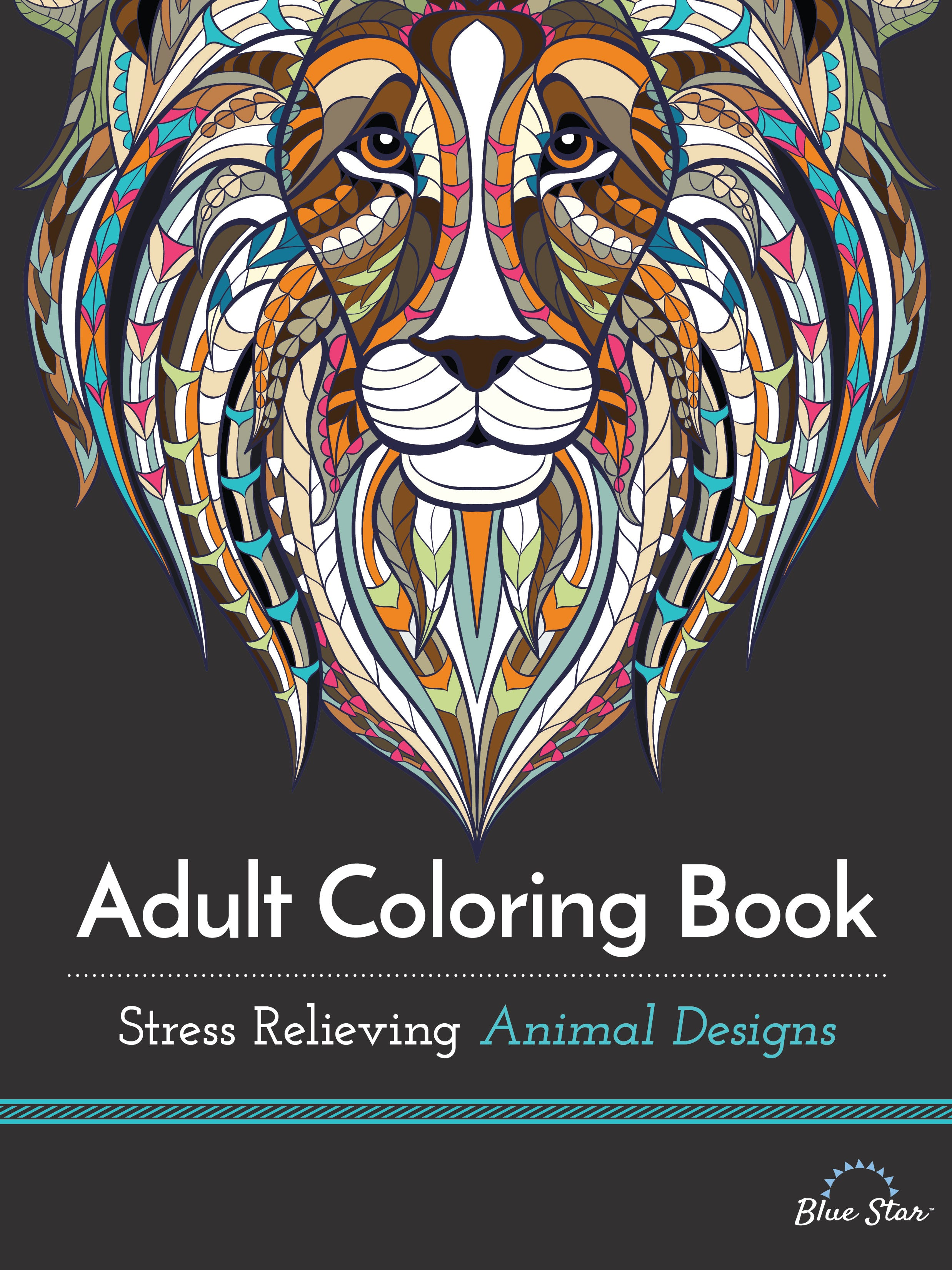 FAVORIT BOOK Stress Less Coloring - Cats: 100+ Coloring Pages for ... | 3300x2475