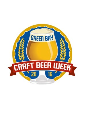 The second Green Bay Craft Beer Week will be held May 16-22.