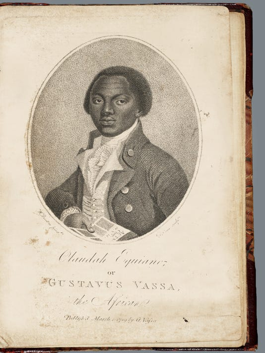 Olaudah Equiano Slave Narrative