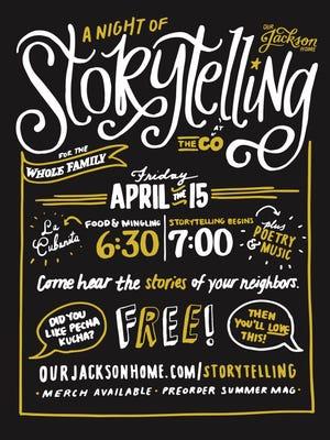 A Night of Storytelling