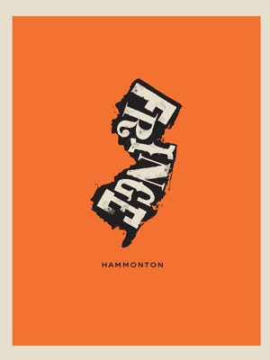 New Jersey's first-ever Fringe Festival will be held in Hammonton by The Eagle Theatre and community partners on August 5,6 and 7.
