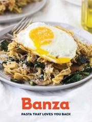 Banza pasta promotional photo
