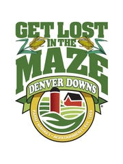 Denver Downs Corn Maze starts September 24, 2016 in