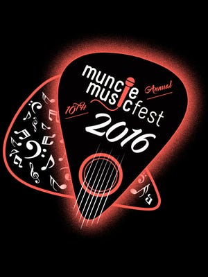 Muncie MusicFest 2016 takes place Friday, Sept. 30.