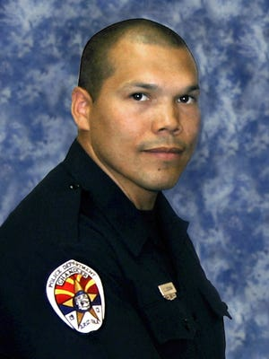 Chandler police Detective Carlos Ledesma, 34, was killed July 28, 2010, in Phoenix during a police drug sting operation.