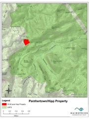 A 16-acre parcel of land is set to become part of Panthertown