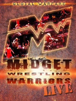 """""""Midget Wrestling Warriors"""" are among a series of new attractions scheduled for the Washington County Fair in August."""